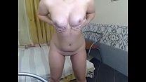 NettsieCruz naked show