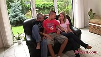 young bisexual teens mmf 3way anal image