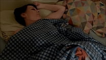 sleeping wife jerk off