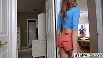 Fucking horny stepsis Kirsten Lee