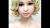 Fashion handsome small l. sex doll