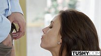 TUSHY First Anal For Hot Wife Whitney Westgate صورة