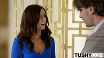 Image: TUSHY First Anal For Hot Wife Whitney Westgate