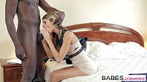 Babes - Black is Better - Gina Gerson and Eddy Blackone - The Hustler thumbnail