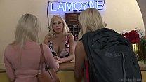 First timer lesbian Katy Jayne and Blair Williams - 69VClub.Com