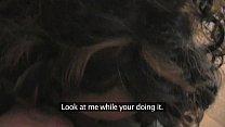 FakeAgentUK Inexperienced ebony amateur gets duped into fake sex casting Vorschaubild