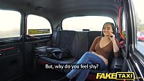 Fake Taxi Squirting screaming hot pussy taxi orgasms preview image