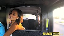 Fake Taxi Squirting screaming hot pussy taxi orgasms صورة