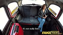 Image: Fake Taxi Squirting screaming hot pussy taxi orgasms