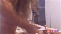12047 esposa novinha recebe seu tio em casa e fode ate ficar assada na presença do corno chora de nervoso - cuckold real amador - completo no RED preview
