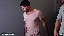 (Will Braun, Diego Sans, Jordan Boss) - Horny Husbands - Trailer preview - Men.com