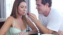 Passion-HD - Little hussy girl Melissa Moore early morning fuck - 69VClub.Com