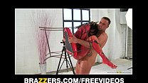 Stunning big-tit model Veronica Avluv fucks her photographer pornhub video