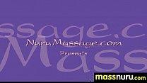 His First Nuru  Massage 6