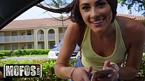 Publick Pickups - (MacKenzie Mace, Tony Moves) - Cucumber Challenge - MOFOS