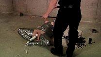 BDSM - Encased, Mummified, Beaten and Fucked