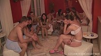 YOUNG CZECH AMATEURS AT MEGA SWINGERS
