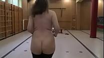 sabine heike silke in gym