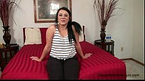 Casting Desperate Amateurs shy nervous bbw mom wife hot big