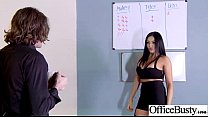 (audrey bitoni) Office Girl With Big Tits Bang In Hard Style Action vid-07