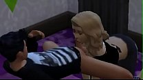 SIMS 4   Sex with a Milf