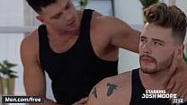 (Jean Franko, Josh Moore) - Fucked Up Fuckers Part 3 - Drill My Hole - Trailer preview - Men.com