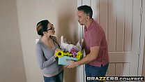 5816 Brazzers - Real Wife Stories -  Welcum Wagon scene starring Raven Bay and Keiran Lee preview
