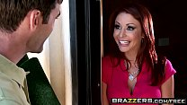 Inked milf (Monique Alexander) cant wait to ride cock - BRAZZERS