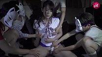 JAV gvg-959 Hatano Yui bukkake blowjob jav4free.tv