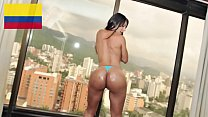 Culioneros Colombian Goddess Isabel Gets Her Big Ass Fucked Hard