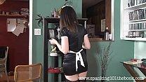 Spanking maid - spanking 101thevideos