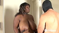 Cassidi Jai Has Her Huge All Natural Black Tits Fucked