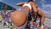 BANGBROS - European MILF Franceska Jaimes Public Anal Sex With Nacho thumbnail