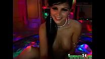 tremendous brunette felice in pak live sex do supernatural on n porn thumbnail