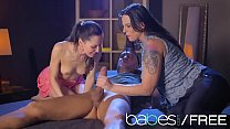 Babes - MOVIE NIGHT featuring (Simony Diamond, Lilu4u, Kai Taylor)