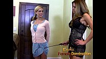 Pizza boy ends up as a slave in this dominatrixs dungeon-6