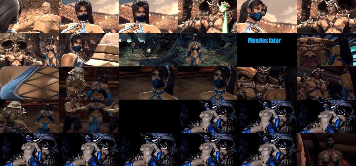 Mortal nackt kitana kombat Mortal Kombat