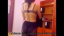 Hot Indian girl showing her pink nipples hotcambitches.com Vorschaubild