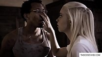 Blind girl getting fucked by big black cock Preview