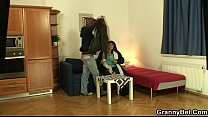 Mature fatty is picked up and pussy slammed Preview