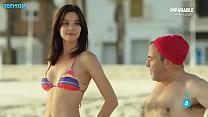 Dafne Fernandez - Bikini El chiringuito