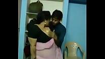 desi saree aunty bang