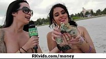 Gorgeous teens getting fucked for money 51