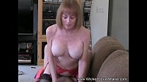 Creampie For Amateur GILF Slut pornhub video