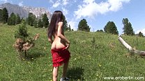 Eroberlin Julia young skinny russian teen italia outdoor sexy girl