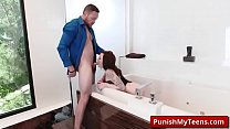Submissived XXX Cum is Thicker Than Water with Chloe Carter video-02 porn thumbnail