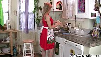 Magic things happen in mom's kitchen
