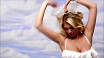 Kate Upton - Greatest Bouncy Boobs Compilation in the World   Bonus Stationary Boobs Image