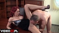 Polish porn - i. moments with a hot assistant
