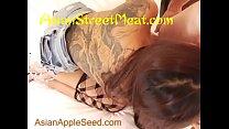 Tattooed Nymph In Fancy Stockings thumbnail